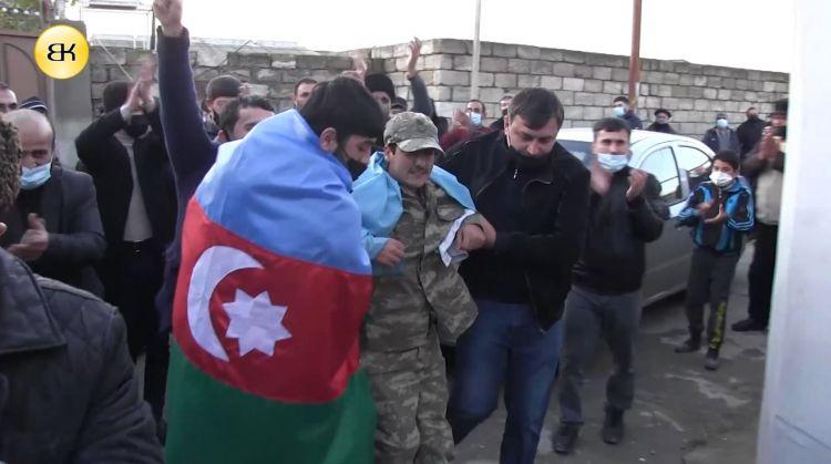 Vətən müharibəsinin qazisi Seyidəkbər Xalığov VİDEO