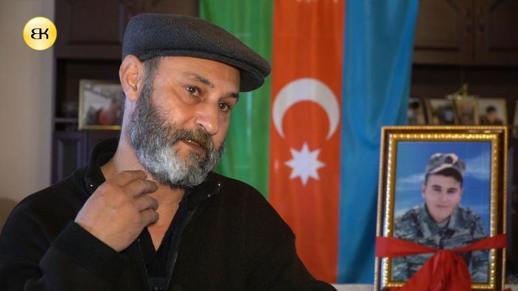 Komandirini xilas edən şəhid Əliağa Məmmədov