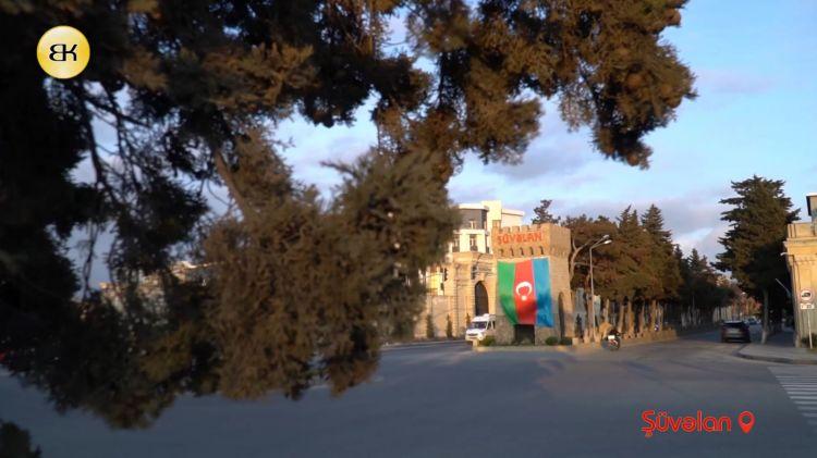 Bakı küləklər şəhəri